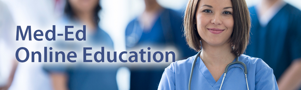 Med-Ed Online Education