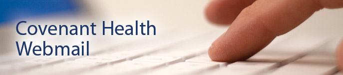 covenant health webmail image link