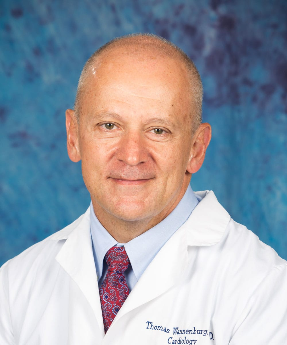 Thomas Wannenburg, MD