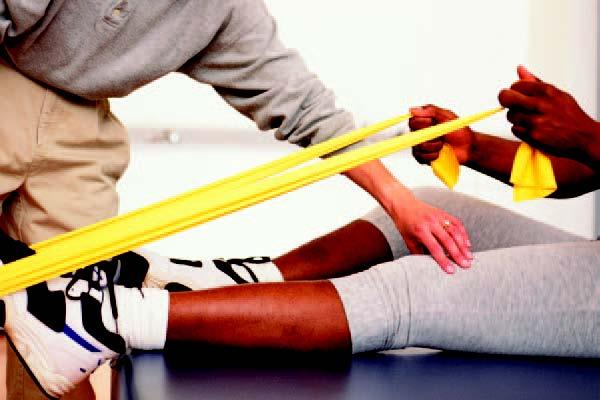 orthopedic and sports rehab