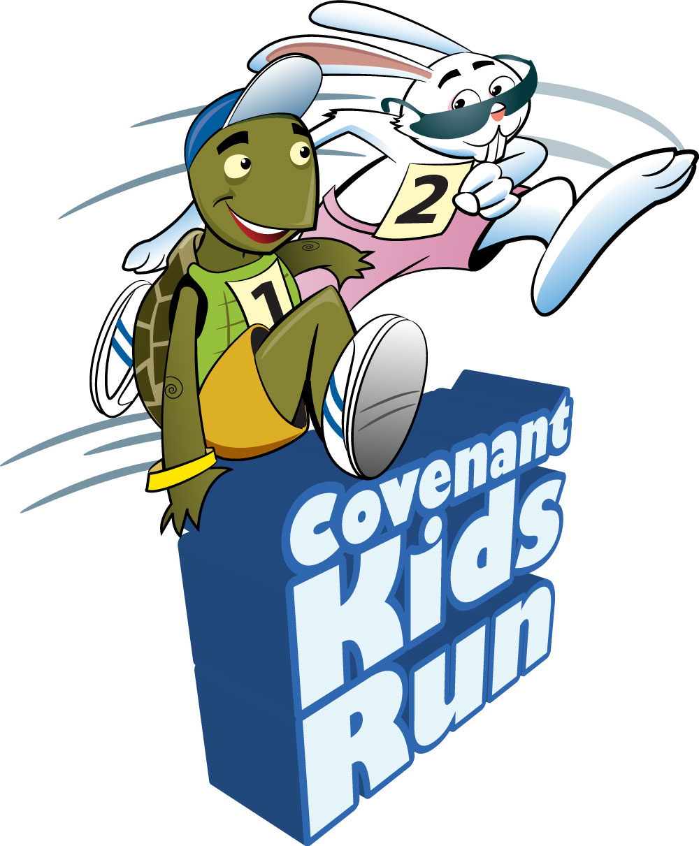Covenant Kids Run logo