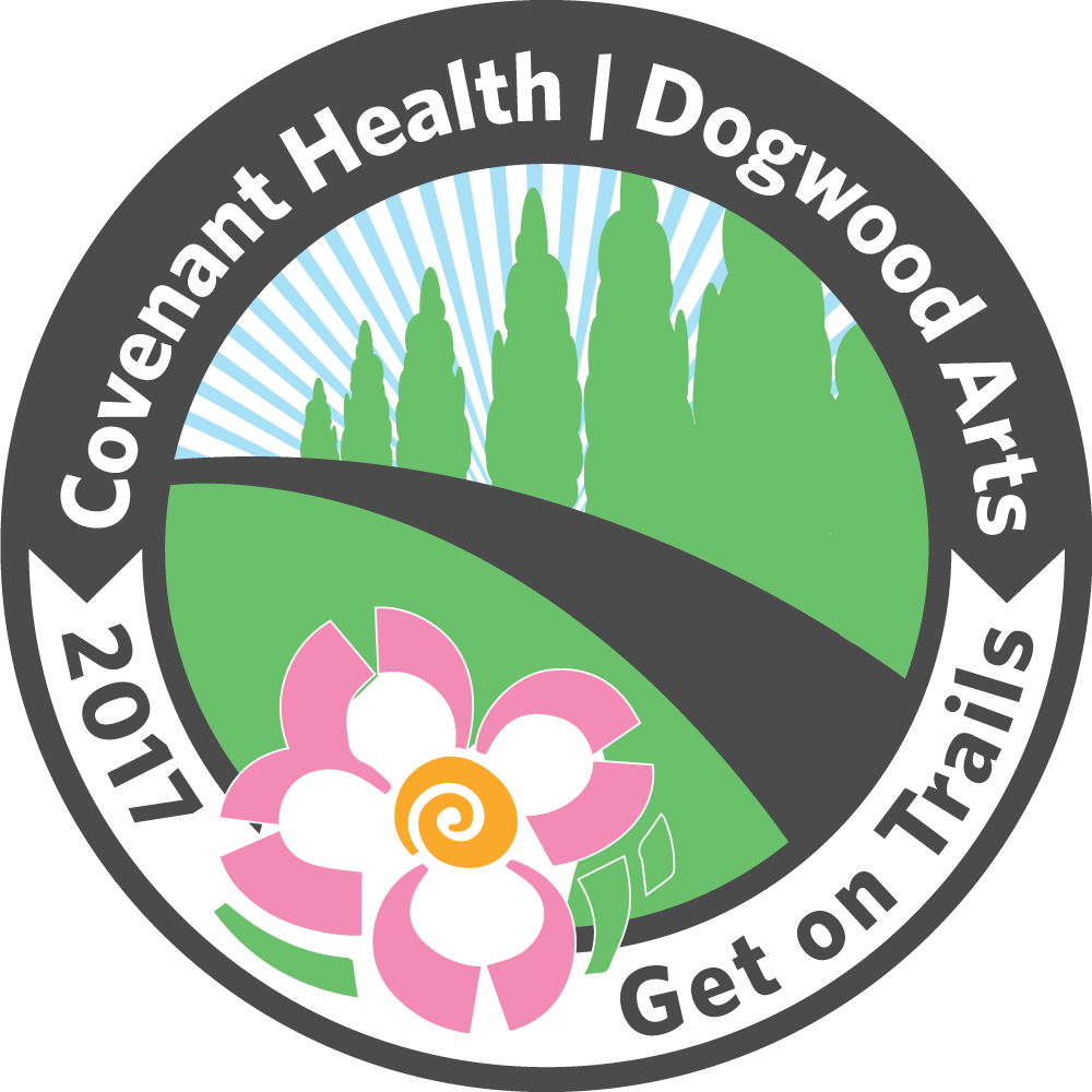 Covenant Health is once again offering a Dogwood Patch for anyone who hikes 25 miles of official Dogwood Trails, March 31 – April 30, 2017.