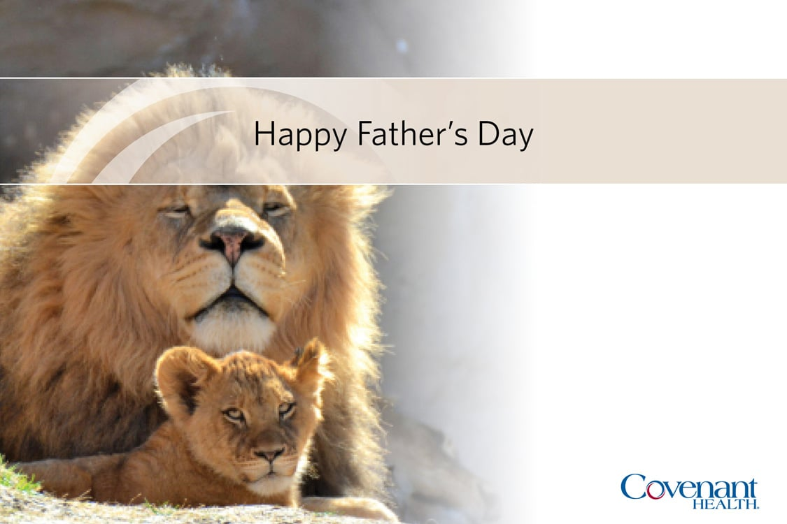 Covenant Cards - Happy father's day
