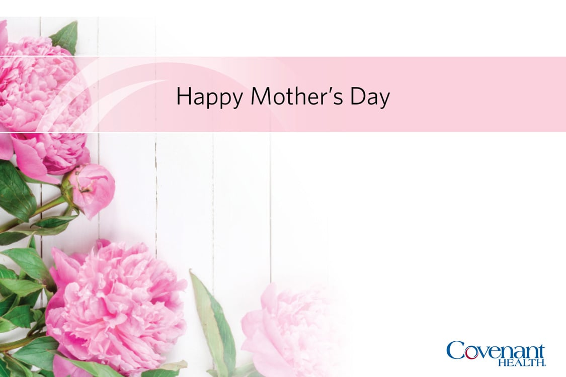 Covenant Cards - Happy mother's day
