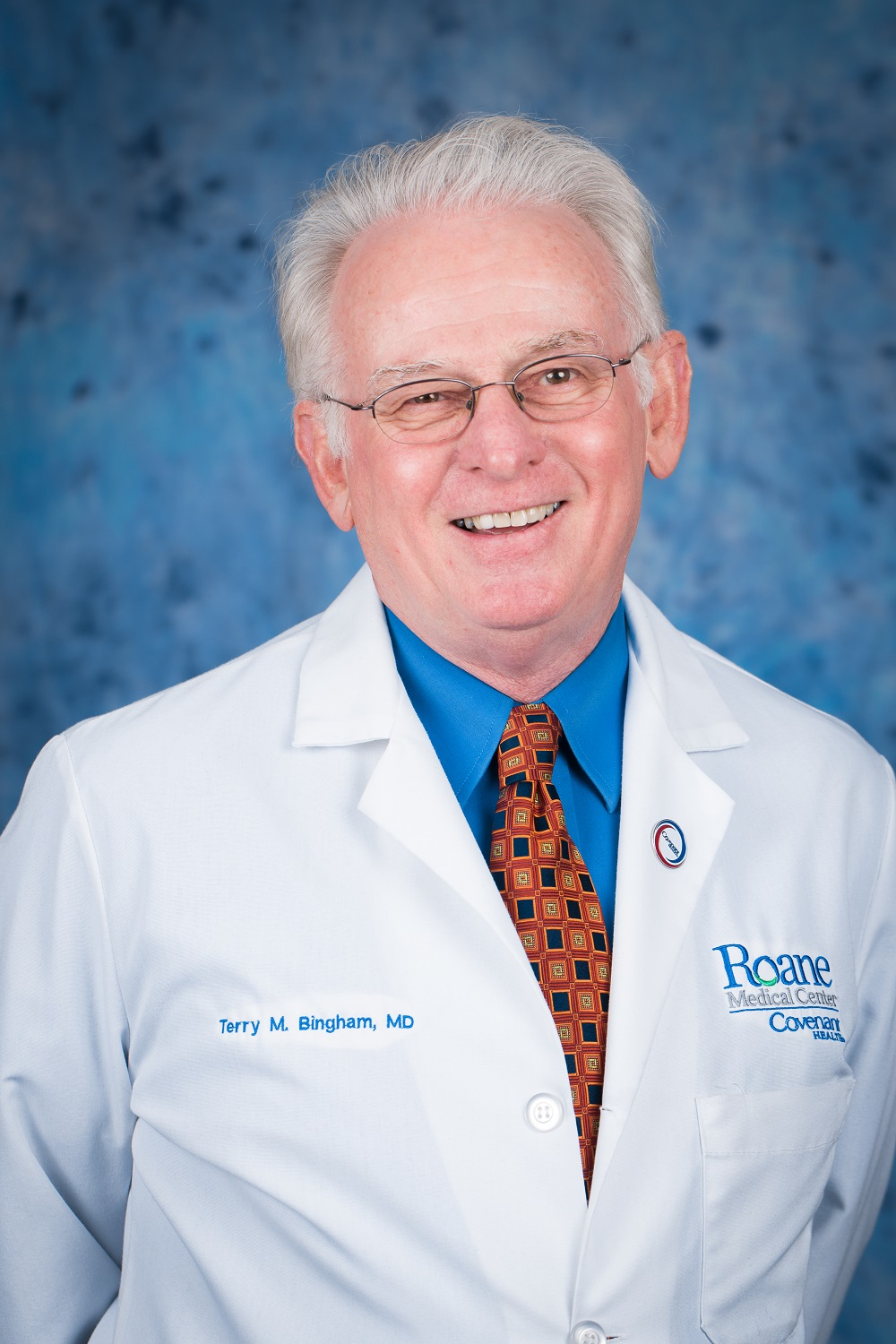 Terry M. Bingham, MD of Roane Surgical Group