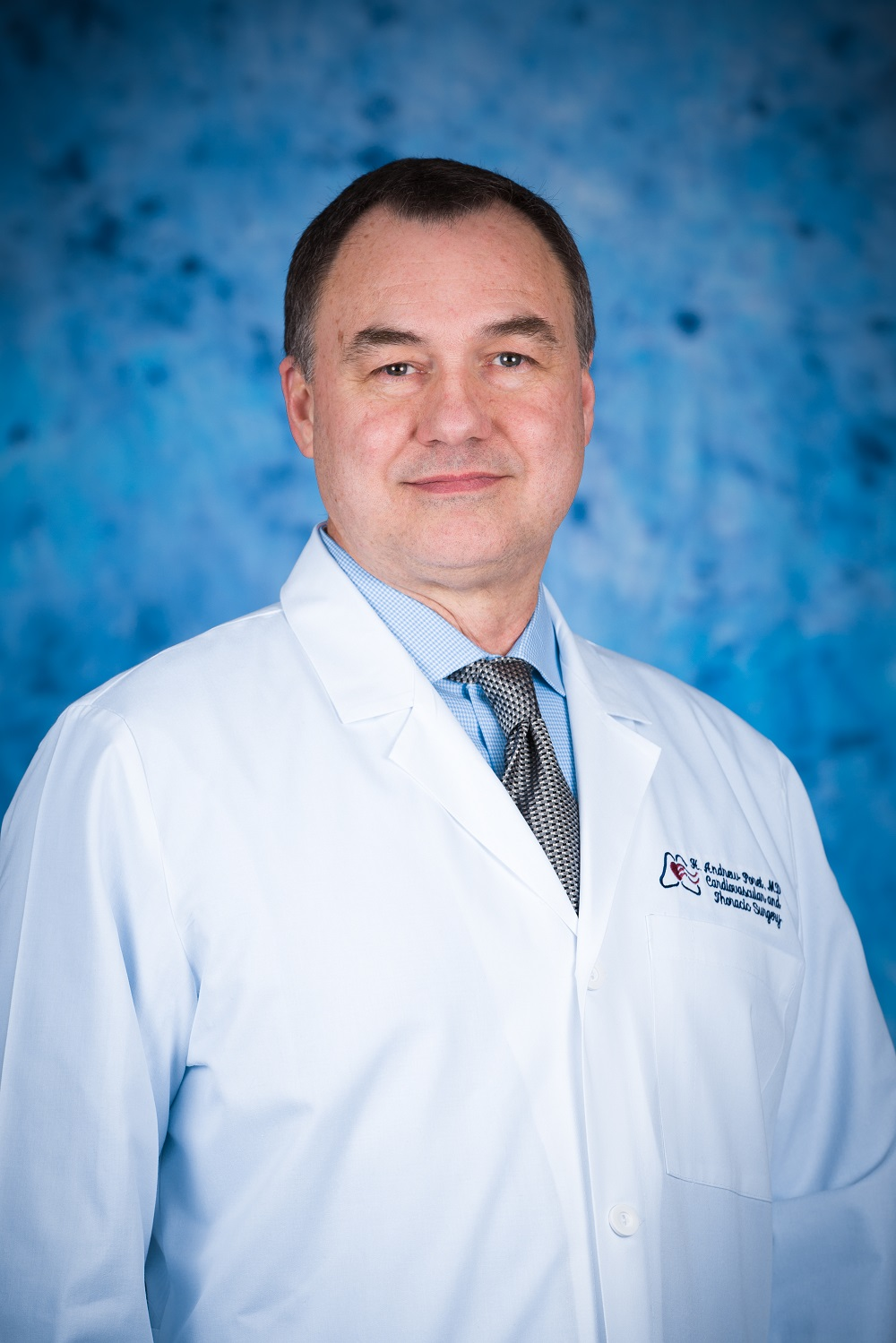 H. Andrew Poret, MD of East Tennessee Cardiovascular Surgery Group