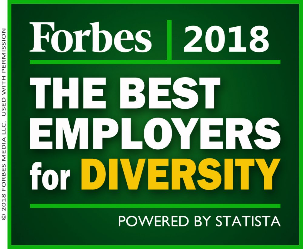Forbes Diversity Recognition
