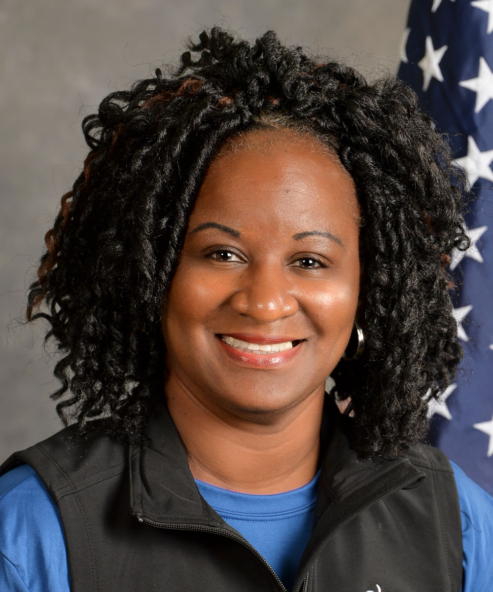 Connie Wilson served in the United States Navy from 1987-1992