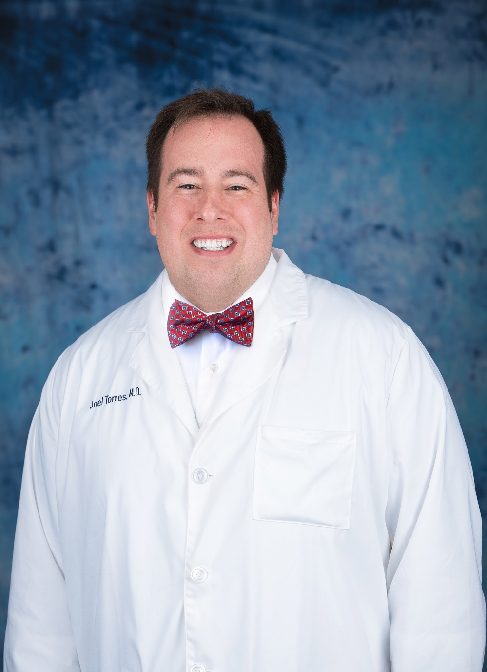 Joel Torres, MD of Knoxville Neurology Specialists