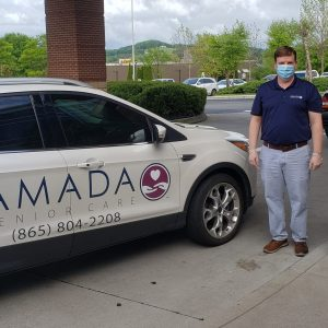 Thanks to Amada Senior Care for providing our staff with a delicious breakfast and Hot Krispy Kreme Donuts! Jeff Pell made our morning and we want to say thank you. Kindness is everywhere.