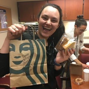 Thanks, Starbucks, for dropping off some treats for our staff at Parkwest! They were greatly appreciated! And thanks for the encouraging messages, too! We're proud to be serving our community! #inthistogether