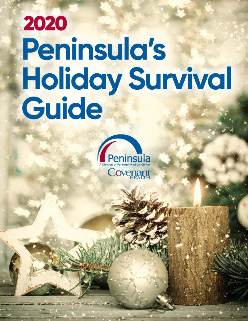 Peninsula Holiday Survival Guide 2020 Cover image